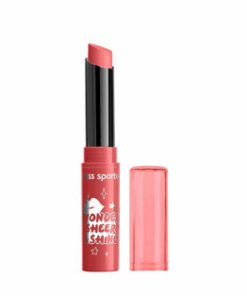 Ruj de buze Miss Sporty Sheer & Shine, 400 Tinged Red, 4 g