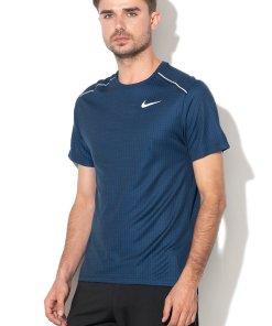 Tricou cu model discret - pentru alergare Dri-Fit