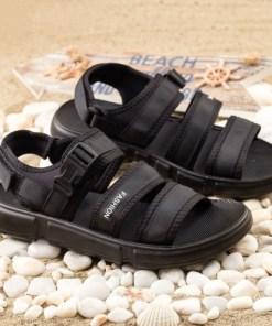 Sandale Carilo negre -rl