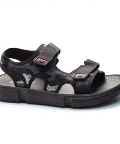 Sandale Lanisi albastre camuflaj -rl