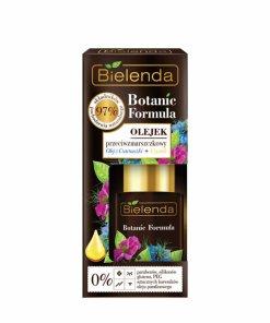 Ulei de fata antirid cu ulei de Chimen + Cistus zi/noapte Botanic Formula, 15 ml