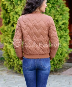Jacheta Bomber Brown