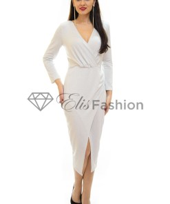 Rochie Important Night Silver