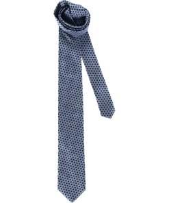 JOOP! Cravata '17 JTIE-06Tie_7.0 10008076'  albastru / gri metalic