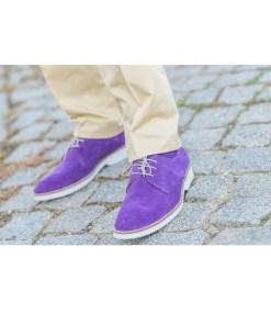 Pantofi Casual Gentlemen`s Corner - mov