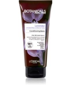 L'Oreal Paris Botanicals Lavender balsam pentru par fin