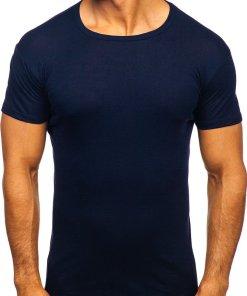 Tricou bărbați bleumarin Bolf NB003