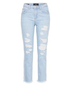 LTB Jeans 'MERRY'  albastru deschis