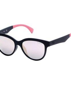 Ochelari de soare dama Guess GU7433 02C MATTE BLACK
