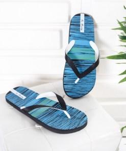 Papuci Bungi albastri