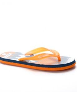 Papuci Grinfo portocali
