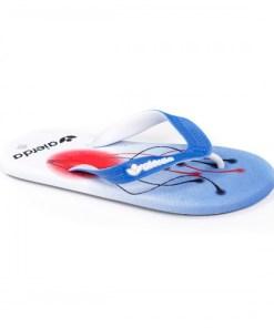 Papuci Pitre albi de plaja