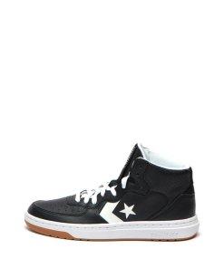 Pantofi sport unisex mid-high cu model cu perforatii Rival