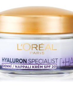 L'Oreal Paris Hyaluron Specialist crema hidratanta pentru umplere SPF 20