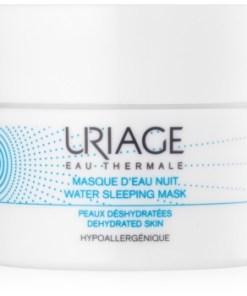 Uriage Eau Thermale mască facială intens hidratantă