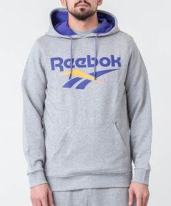 Reebok Classic Vector Hoodie Grey