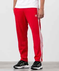 adidas Firebird Track Pants Scarlet