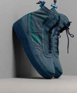 Nike W Air Force 1 Shell Midnight Turq/ Geode Teal-Blue Void