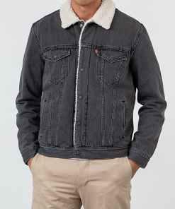 Levis® The Sherpa Trucker Jacket Grey