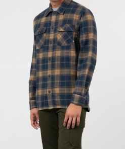 Vans Tradewins Shirt Dress Blues