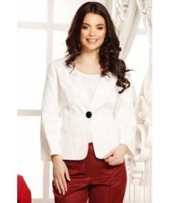 Sacou Ines White