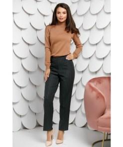 Pantaloni Silvia Grey