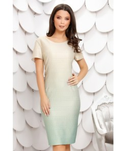 Rochie Clementina Teal