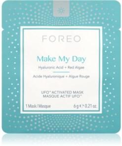 FOREO UFO™ Make My Day mască facială protectoare cu efect de hidratare