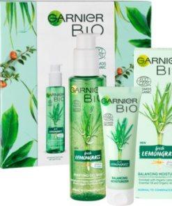 Garnier Bio Lemongrass set cosmetice I.