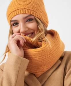Guler circular tricotat