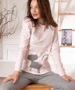 Pijama dama Kitty