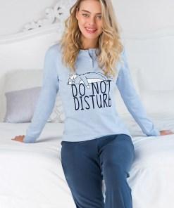 Pijama dama Do not disturb