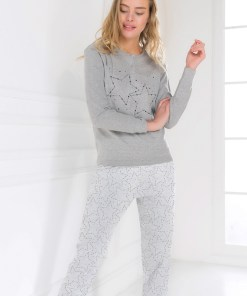 Pijama dama In stars