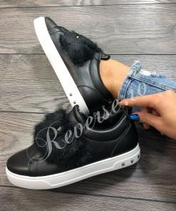 Adidasi Seth Black #B2259