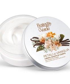 Crema corp fina cu extract de vanilie