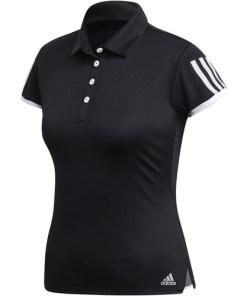 Tricou femei adidas Performance Club 3-Stripes Polo DU0944