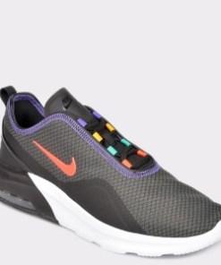 Pantofi sport NIKE, Air Max Motion 2 negri, din material textil