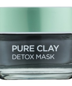 L'Oreal Paris Pure Clay masca detoxifianta