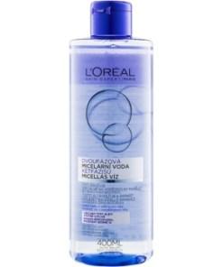 L'Oreal Paris Micellar Water apa micelara 2 in 1 pentru toate tipurile de ten, inclusiv piele sensibila