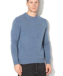 Pulover din amestec de lana Dain