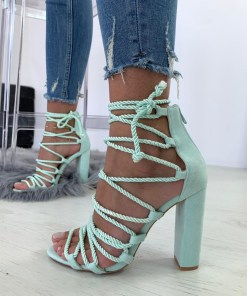 Sandale Andaluz Menta #B4279