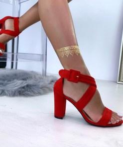 Sandale Journee Rosii #B4787