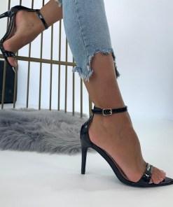 Sandale Maggie Negre #B5082