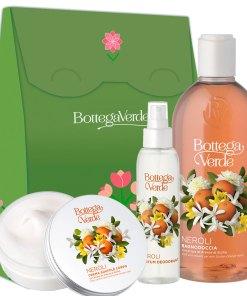 Set ingrijire corp cu aroma de flori de portocal 81062229