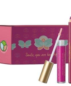 Set makeup retro lips 83029079