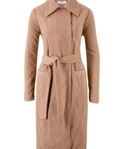 Bonprix Palton Maite Kelly cu lana - maro camel