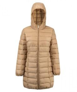 Parka - Lee Cooper Basic Hooded Parka Ladies 1095207