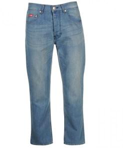Blugi slim fit Lee Cooper Regular Jeans Mens