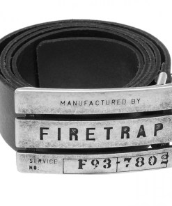 Curea Firetrap Gate Belt Mens