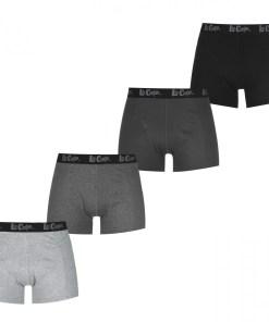 Boxeri - Men's boxer shorts Lee Cooper 10 Pack 1072227